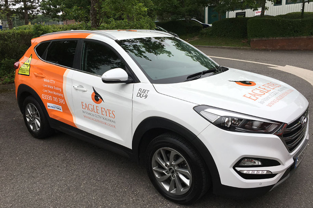 We are excited to introduce a new demonstration vehicle to our fleet